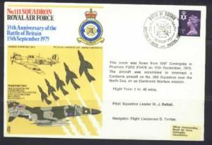 No 111 SQUADRON Royal AirForce